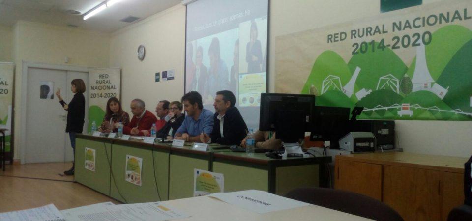 """El pasado 15 de febrero se celebró en Ponferrada un """"Taller inter autonómico de Desarrollo Rural Inclusivo"""" con la participación de más de 120 personas"""