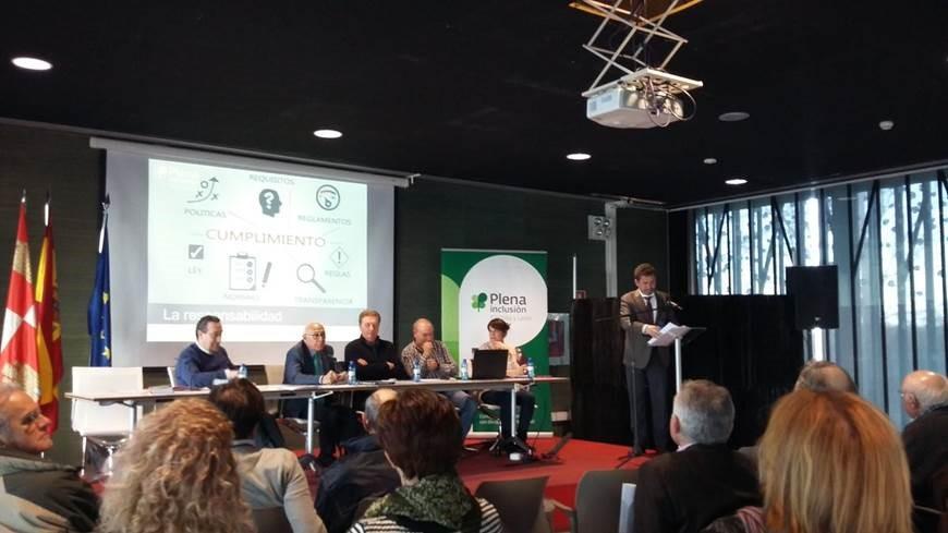 Imagen de la Asamblea General de Plena inclusión Castilla y León