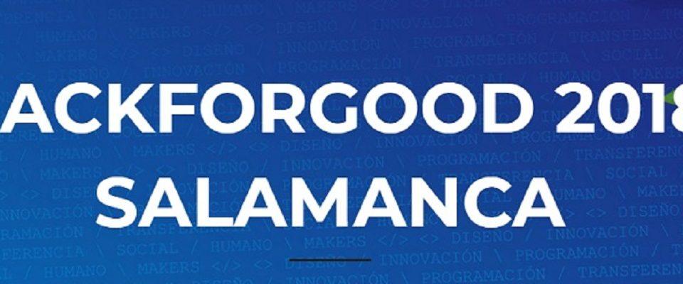 Asprodes apoya la innovación para mejorar la calidad de vida de las personas en el HackforGood en Salamanca