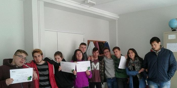 """12 alumnos del Centro Educativo han participado en el Taller """"Yo estoy bien, ¿y tú?"""""""