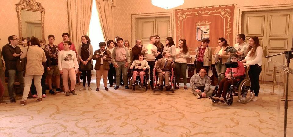 Las personas con discapacidad intelectual reclaman una cultura inclusiva con motivo del Día del Libro