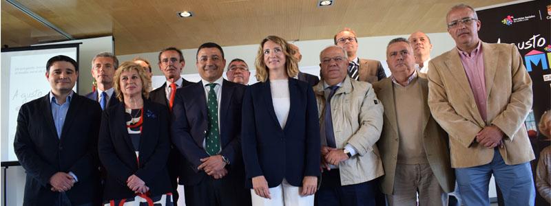 """Plena inclusión Castilla y León, Asprodes y Pronisa participan en el proyecto """"A gusto en mi casa"""""""