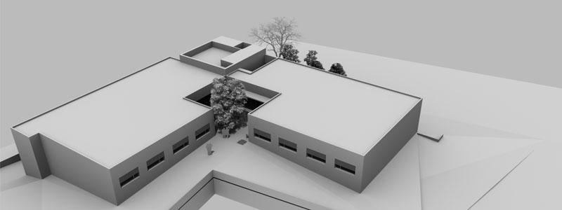 En construcción la residencia de Ciudad Rodrigo que ampliará la oferta de plazas residenciales