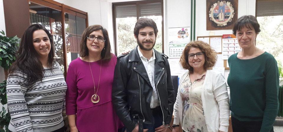 Asprodes participa en el Programa de Prácticas Laborales para Personas con Discapacidad Intelectual promovido por la Facultad de Psicología y el Instituto Universitario de Integración en la Comunidad