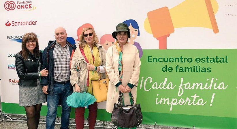 Madrid acoge durante tres días el Congreso Estatal de Familias #CadaFamiliaImporta con participantes de Asprodes