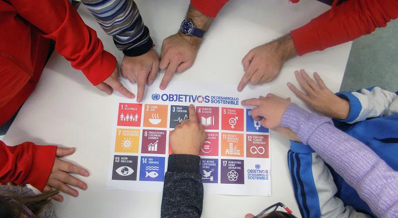 """El Centro Educativo de Asprodes cumple los Objetivos de Desarrollo sostenible de la ONU con el """"Proyecto Tilos"""""""